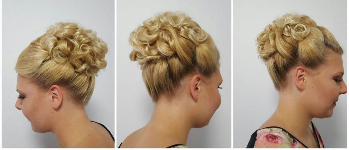 Brautfrisuren Haarmonie by Oxana Selm